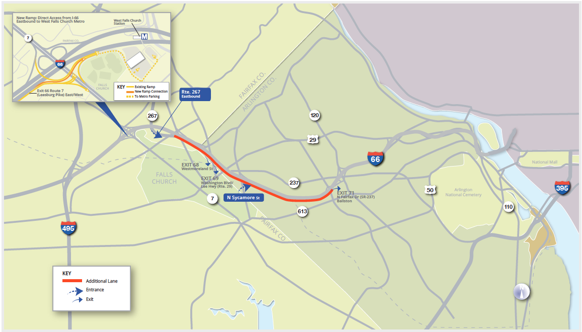 Inside the Beltway Project Map